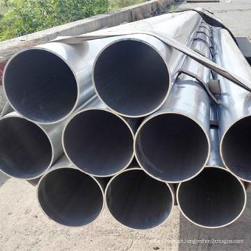 Tubo de liga de alumínio 6082-T6