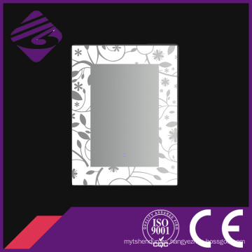 Jnh239 Smart Mirror LED iluminó el espejo del sensor del cuarto de baño para el hotel