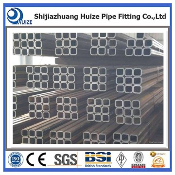 MS square tube 200x200 mm