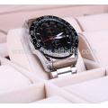 caja de almacenamiento caliente del reloj de aluminio de la venta para 48 relojes del fabricante de China