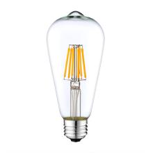 Glass Cover LED A Shape Bulb