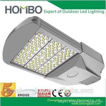 Capteurs photocellules 139w lumières LED modulaires éclairage public