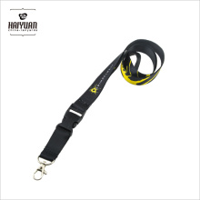Impression promotionnelle Sublimation Lanyard en nylon