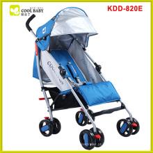 Carrinho de criança novo carrinho de bebê leve, carrinho de bebê do guarda-chuva