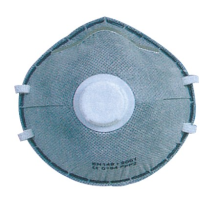 N95 Cup Face Work Dust Mask with Valve