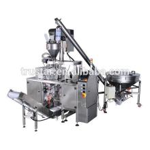 Standup-Beutelverpackungsmaschine mit Ventilapplikator