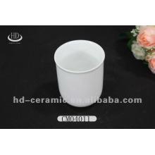 Tasse en porcelaine à paroi unique,