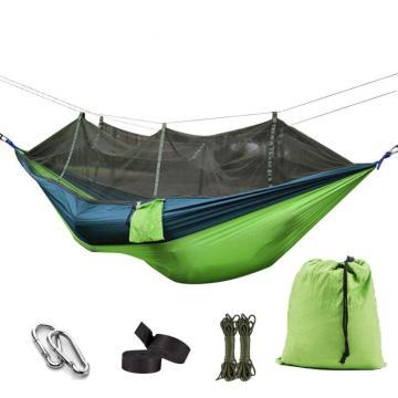 Einfache Montage Parachute Baumhängematten für Camping