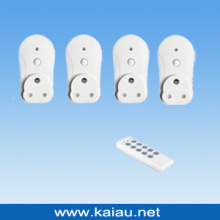 South Africa Remote Control Socket (KA-SRS16-4)