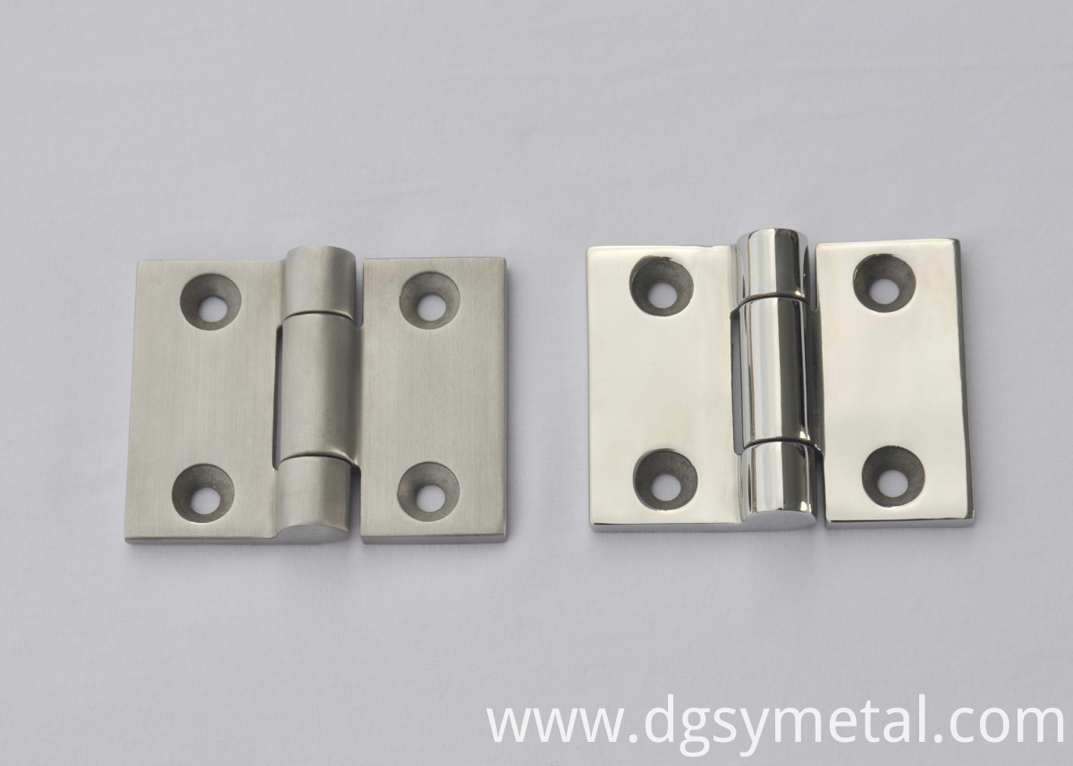 Heavy Duty Metal Hinges