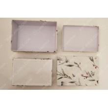 Индивидуальные высококачественные бумажные подарочные коробки