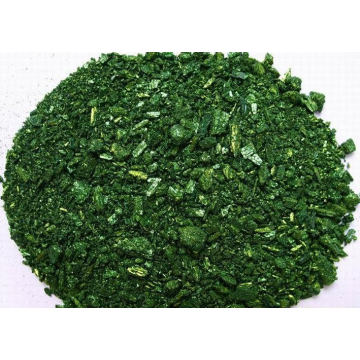 100% MIN malachita verde CAS NO.2437-29-8