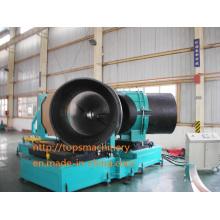 Taller Hidráulico de calor Fusión Multi-ángulo de soldadura a tope soldador para la fabricación de HDPE Tubo de tubo Tubo de codo Tee T-Cross Fitting