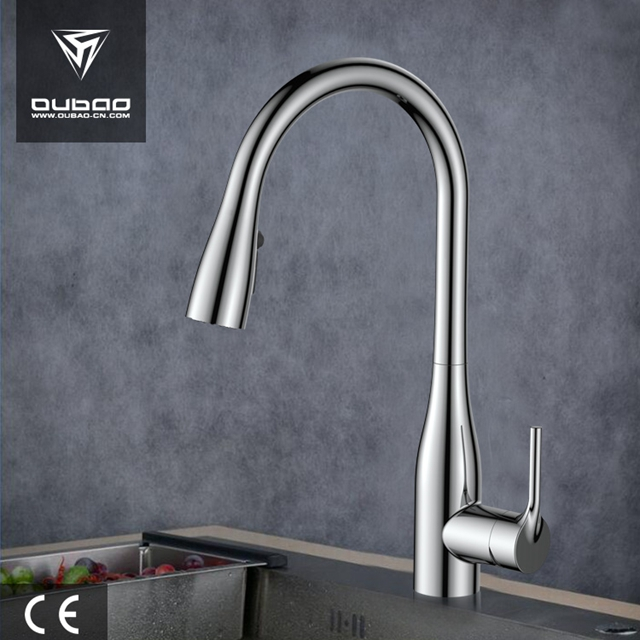 Countertop Kitchen Sink Mixer Ob D94