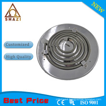 electric heating element for oven