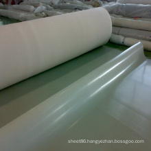 Thin Clear Silicone Rubber Sheet Rubber Mat