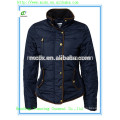 European plus size new design black women down jacket