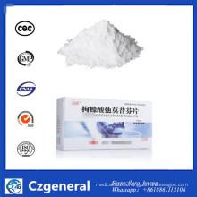 Polvo crudo USP GMP Citrato oral Tamo Xifen Nolvadex 10 mg