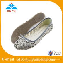 Nouveau style de respirabilité China Factory prix dame chaussure décontractée