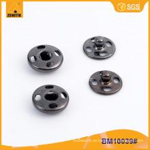 8.5MM botón de presión rápida de la prensa de costura BM10039 #