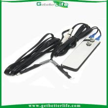 Cabo do interruptor de pedal Clip do tatuagem Getbetterlife alta qualidade aço inoxidável de 1,5 m