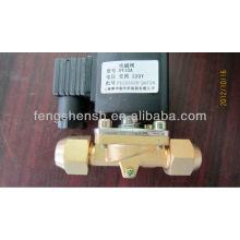 Válvula solenóide de baixo preço ckd válvula solenóide de alta pressão