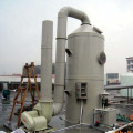 Industrial wet dust collector systems gas scrubber