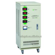 Настраиваемая серия Tns-Z-9k с тремя фазами Полностью автоматическое регулирование напряжения / стабилизатора напряжения переменного тока
