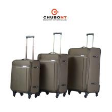 Chubont 2017 New High Quality Nylon Waterproof Travel Soft Suitcase