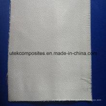 520GSM satén anti-alta temperatura de fibra de vidrio paño