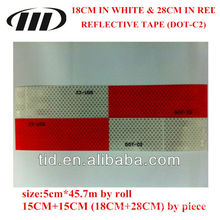 Reflective Conspicuity Tape Safety DOT-C2