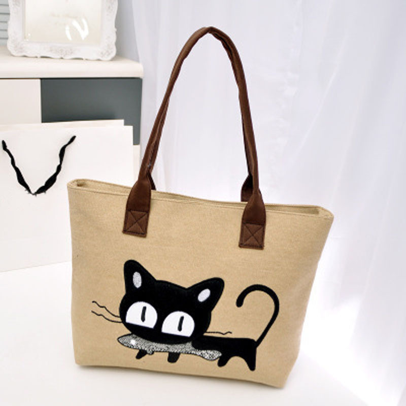 Canvas bag for women