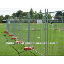 Portable Steel Fencing