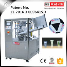 Automatic Aloe Vera Gel /Sunblock Cream Body Cream Tube Filling And Sealing Machine