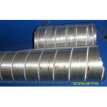 Machine à tuyaux en aluminium flexible