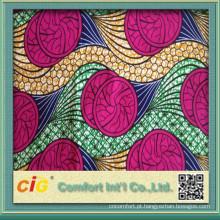 New Desgn African Veritable Super Wax Fabric