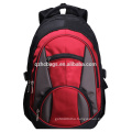 Durable Red Polyester Backpack Backpacks With Laptop Compartment