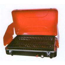Portable Gas Herd Top Grill, BBQ Herd