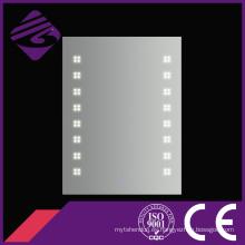 Jnh172 Square Point Light LED espejo de baño para el hotel / hogar