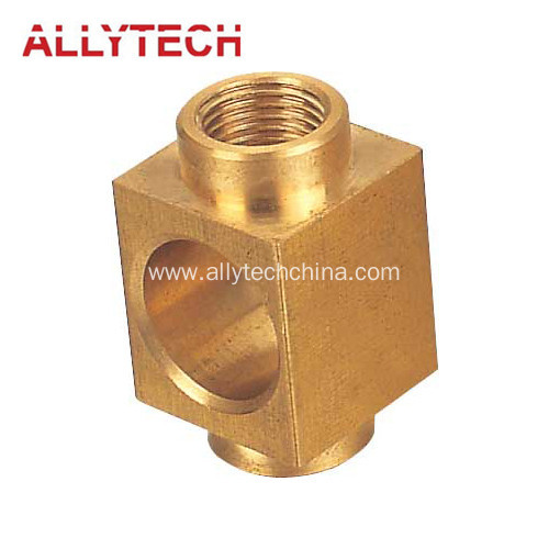 Precision Brass Machine Parts