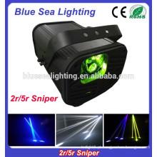 2015 mais novo Club Luz laser luzes brilhantes 200w 5r Sniper