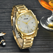 oem luxury automatic steel mens watch