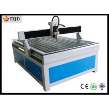 Máquina de publicidade de madeira CNC Router 1218