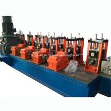 Máquina para fabricar postes de metal con púas de acero Palisade