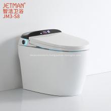 Automatic Flushing Intelligent Toilet