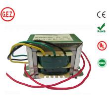 EI76 series 60va power transformer with CQC CE approval