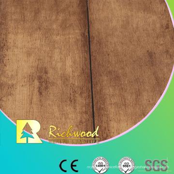 Householf 12.3mm E1 HDF AC4 Textura de la viruta Suelo laminado