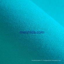 Tissu en coton peaux à la peau de carbone