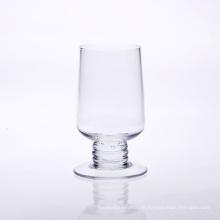 Mundgeblasenes hochwertiges Airline-Glas