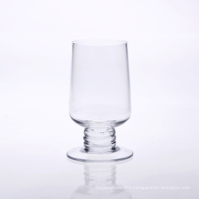 Mouth Blown High Quality Airline Glass